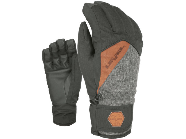 Level Cruise Gloves Men, pk black
